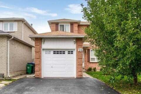 House for sale at 26 Murdoch Dr Brampton Ontario - MLS: W4906330