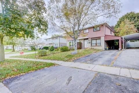 Townhouse for sale at 26 Nahanni Terr Toronto Ontario - MLS: E4608408