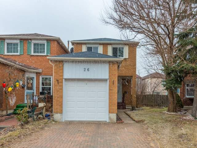 For Sale: 26 New Seabury Drive, Vaughan, ON | 3 Bed, 2 Bath House for $819,000. See 19 photos!