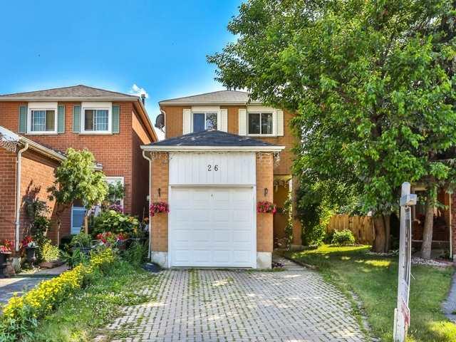 House for sale at 26 New Seabury Drive Vaughan Ontario - MLS: N4287910