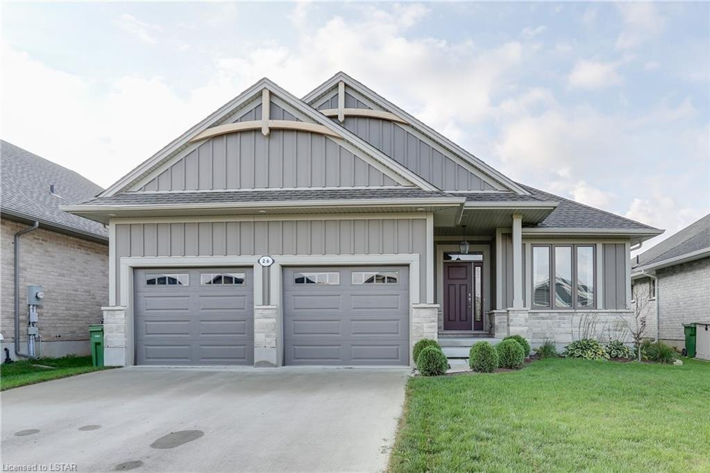 House for sale at 26 Old Course Rd St. Thomas Ontario - MLS: 40025475
