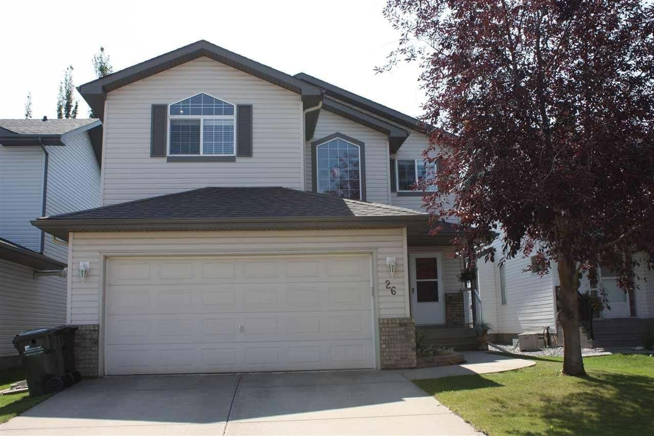 House for sale at 26 Orchid Cr Sherwood Park Alberta - MLS: E4209845