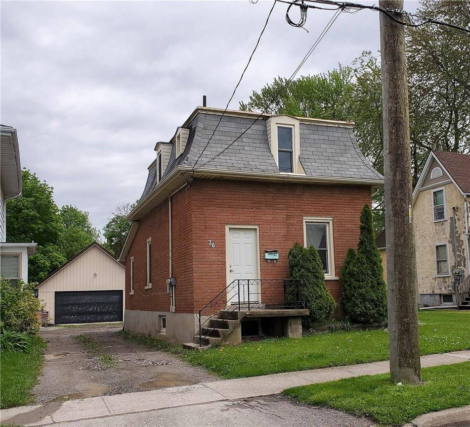 House for sale at 26 Page St St. Catharines Ontario - MLS: H4054630