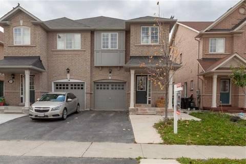 Townhouse for sale at 26 Palleschi Dr Brampton Ontario - MLS: W4495816