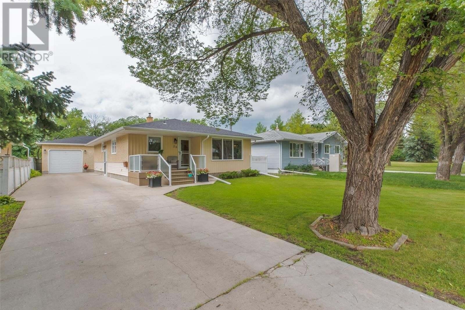 House for sale at 26 Patton St Regina Saskatchewan - MLS: SK810965
