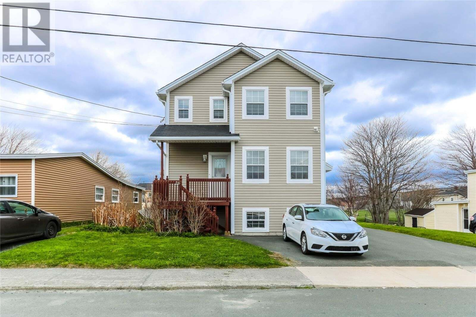 House for sale at 26 Pearce Ave St. John's Newfoundland - MLS: 1214263