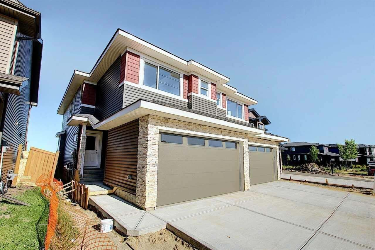 Townhouse for sale at 26 Peter St Spruce Grove Alberta - MLS: E4200497