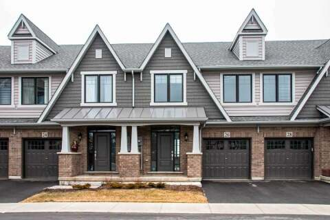 Townhouse for sale at 26 Pierre Trudeau Ln Grimsby Ontario - MLS: X4702856