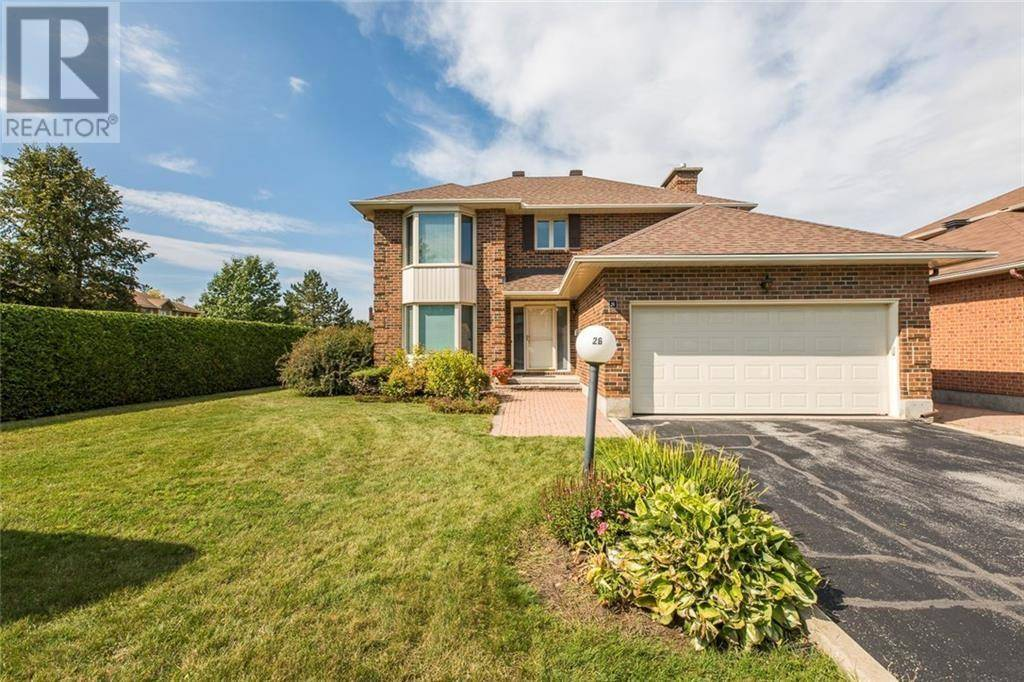 House for sale at 26 Pine Bluff Tr Stittsville Ontario - MLS: 1172790