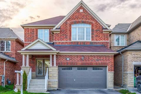 House for sale at 26 Plentywood Dr Brampton Ontario - MLS: W4444708