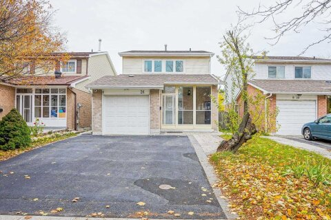 House for sale at 26 Pondtail Dr Toronto Ontario - MLS: E4967025