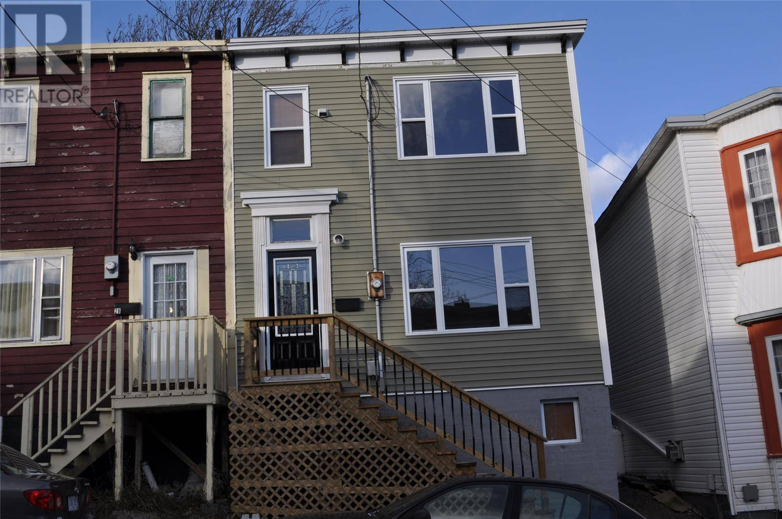 House for sale at 26 Power St St. John's Newfoundland - MLS: 1212419