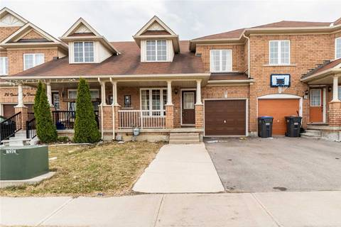 Townhouse for sale at 26 Quailvalley Rd Brampton Ontario - MLS: W4421415