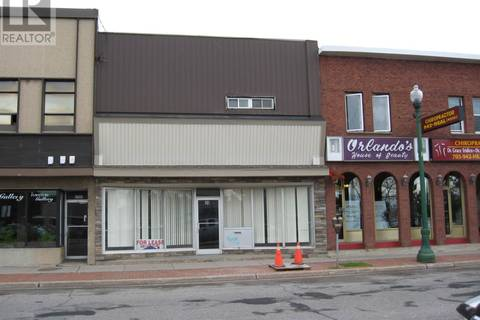 Commercial property for sale at 26 Queen St E Sault Ste. Marie Ontario - MLS: SM125870