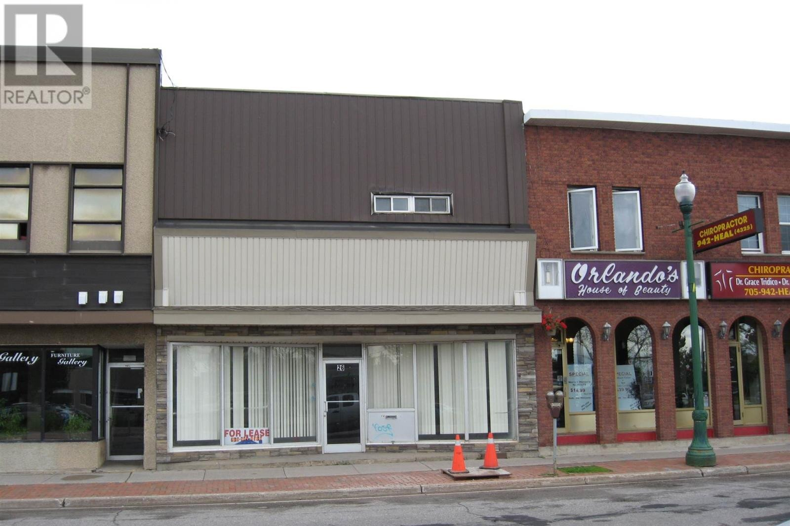 Commercial property for sale at 26 Queen St Sault Ste. Marie Ontario - MLS: SM127696