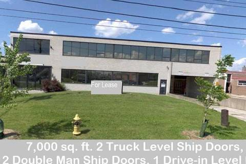 Commercial property for lease at 26 Racine Rd Toronto Ontario - MLS: W4691118