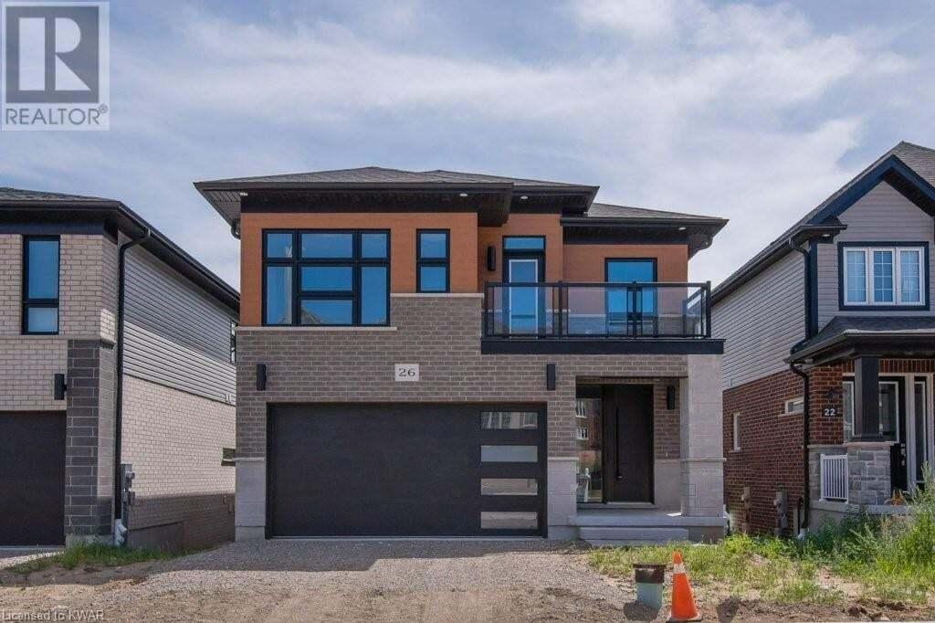 House for sale at 26 Ridgemount St Kitchener Ontario - MLS: 30828973