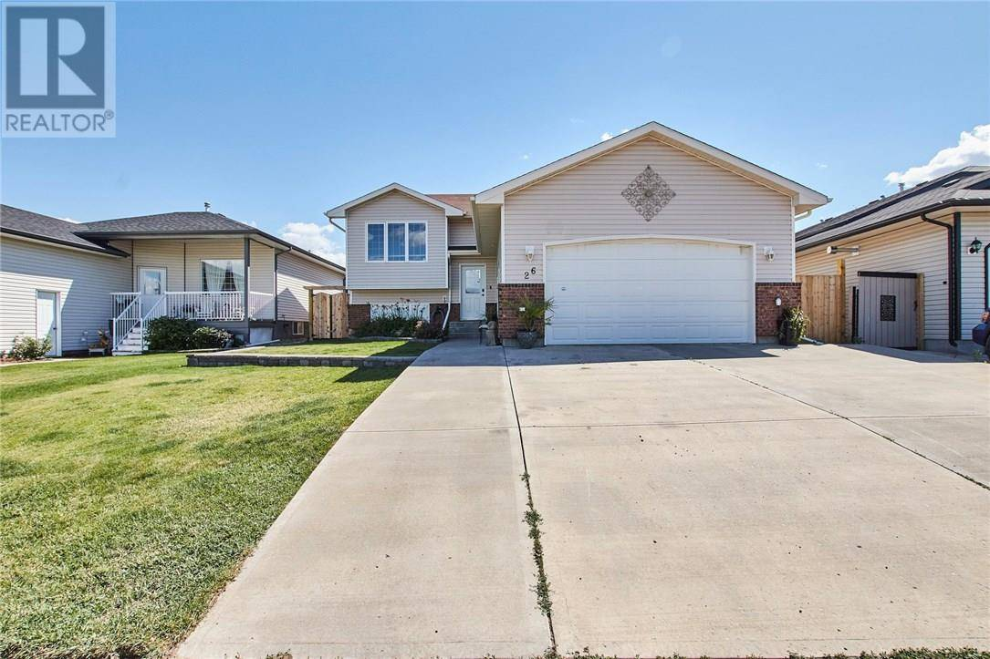 House for sale at 26 Riverview Dr Se Redcliff Alberta - MLS: mh0178358