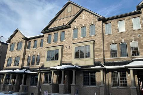 Townhouse for rent at 26 Robert Joffre Leet Ave Markham Ontario - MLS: N4650774