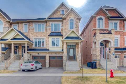 Townhouse for sale at 26 Rockman Cres Brampton Ontario - MLS: W4810388