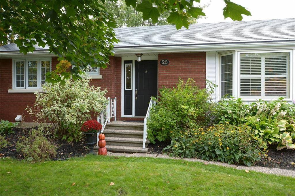 House for sale at 26 Roundhay Dr Ottawa Ontario - MLS: 1171450