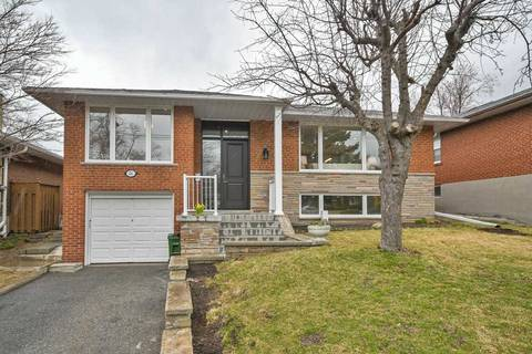 House for sale at 26 Ruscica Dr Toronto Ontario - MLS: C4413281