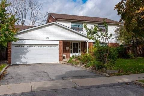 House for sale at 26 Rustywood Dr Toronto Ontario - MLS: C4370415