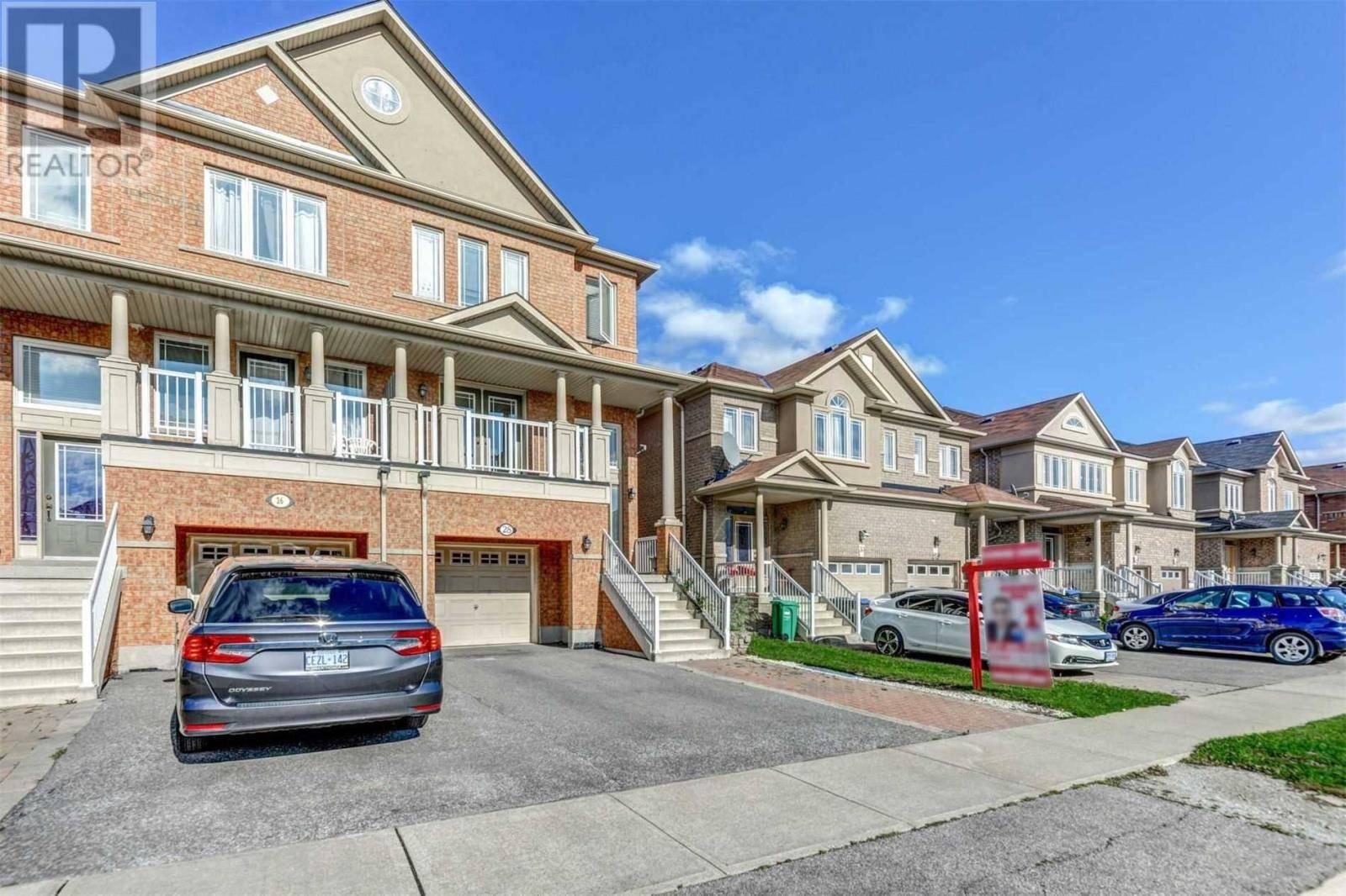 House for sale at 26 Saint Grace Ct Brampton Ontario - MLS: W4651118