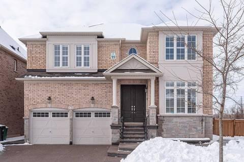 House for sale at 26 Sandino Cres Brampton Ontario - MLS: W4690222