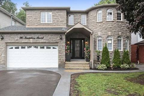 House for sale at 26 Saunders Rd Toronto Ontario - MLS: E4405584