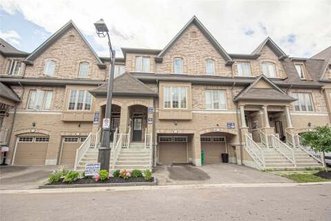 Townhouse for sale at 26 Sea Drifter Cres Brampton Ontario - MLS: W4860587