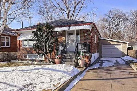 House for sale at 26 Seabrook Ave Toronto Ontario - MLS: W4387998