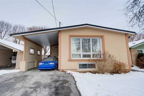 House for sale at 26 Shediac Rd Toronto Ontario - MLS: E4653307