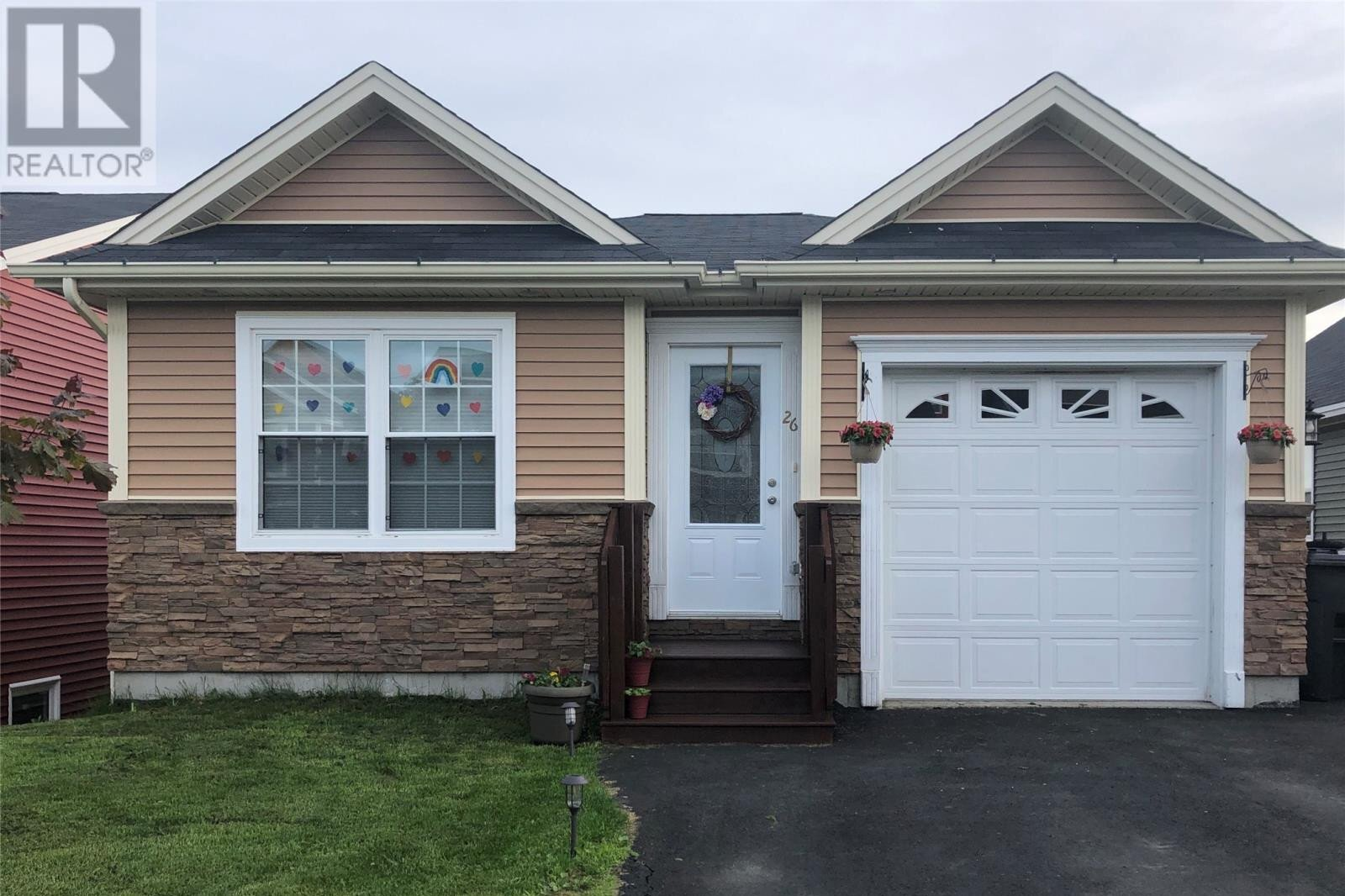 House for sale at 26 Simcoe Dr Mount Pearl Newfoundland - MLS: 1216804