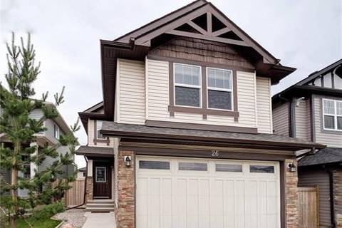 House for sale at 26 Skyview Shores Cres Northeast Calgary Alberta - MLS: C4257826
