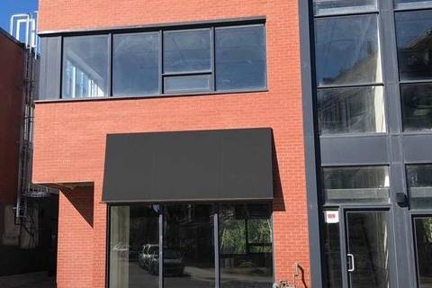 Commercial property for lease at 26 Sousa Mendes St Toronto Ontario - MLS: W4373013
