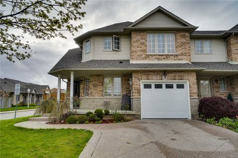 Townhouse for sale at 26 Southbrook Dr Hamilton Ontario - MLS: X4482679