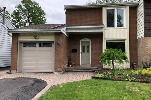 House for sale at 26 Southpark Dr Ottawa Ontario - MLS: 1154920