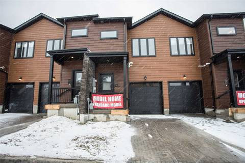 Townhouse for sale at 26 Stonehart Ln Barrie Ontario - MLS: S4676099
