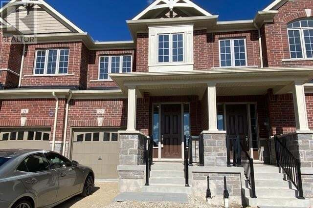 Townhouse for rent at 26 Stonehill Ave Kitchener Ontario - MLS: 40035602