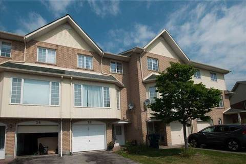 Townhouse for rent at 26 Sufi Cres Toronto Ontario - MLS: C4578627
