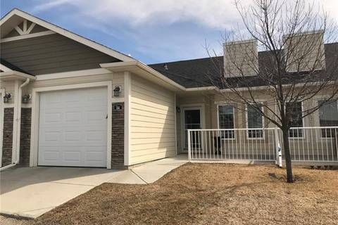 Townhouse for sale at 26 Sunrise Pl Northeast High River Alberta - MLS: C4293933