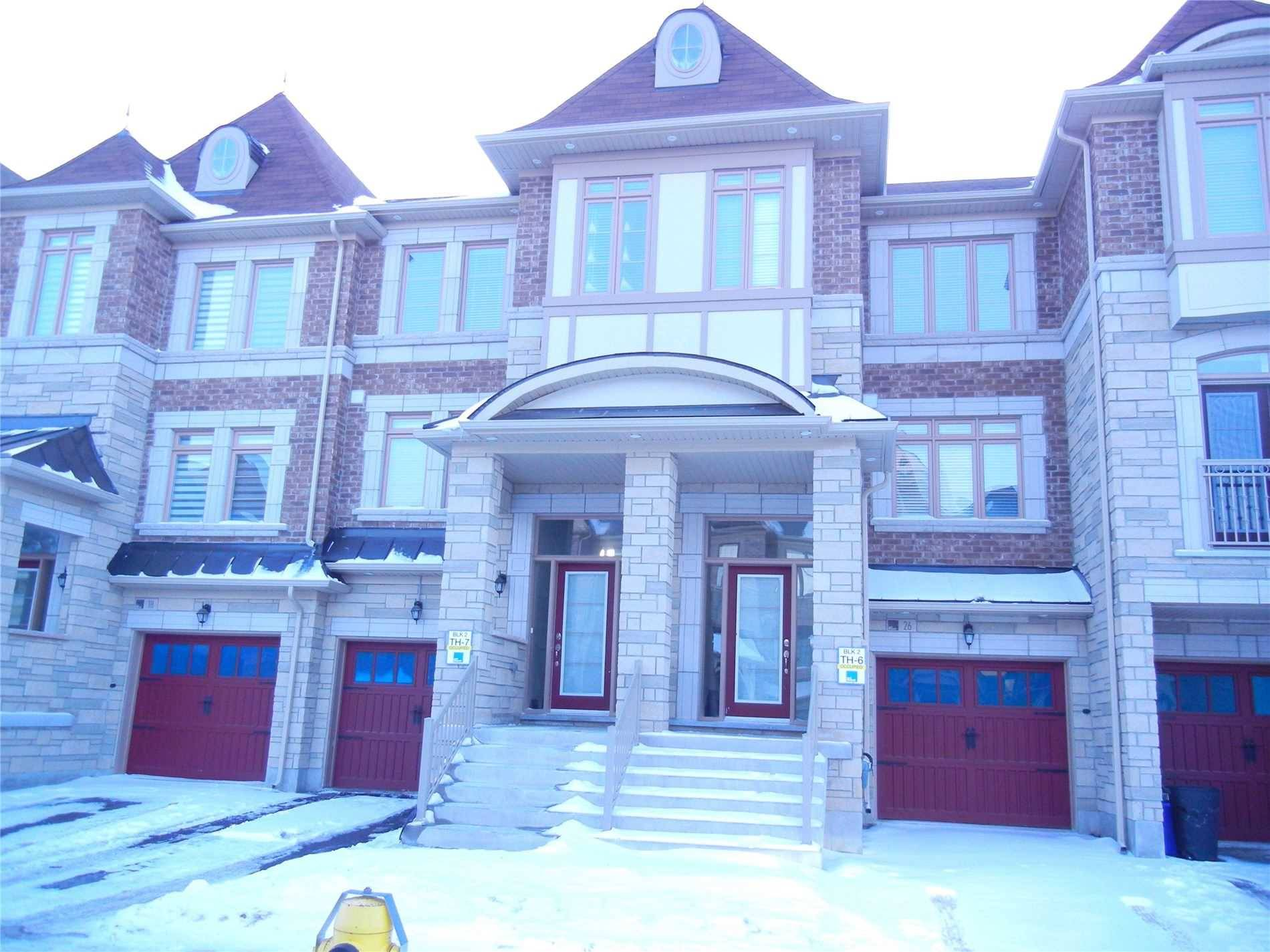 Townhouse for rent at 26 Sunset Terr Vaughan Ontario - MLS: N4668065