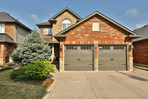 House for sale at 26 Switzer Cres Hamilton Ontario - MLS: X4824850