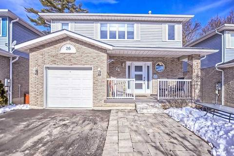 House for sale at 26 Thompson Dr East Gwillimbury Ontario - MLS: N4691318