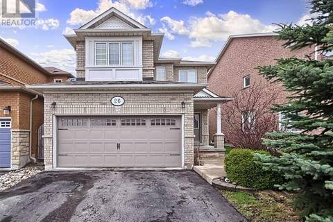 House for sale at 26 Tomscot Ave Richmond Hill Ontario - MLS: N4490093