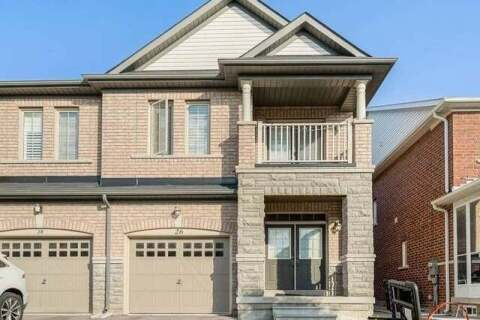 Townhouse for sale at 26 Vanderpool Cres Brampton Ontario - MLS: W4822381
