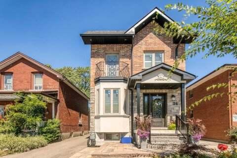 House for sale at 26 Vanevery St Toronto Ontario - MLS: W4887760