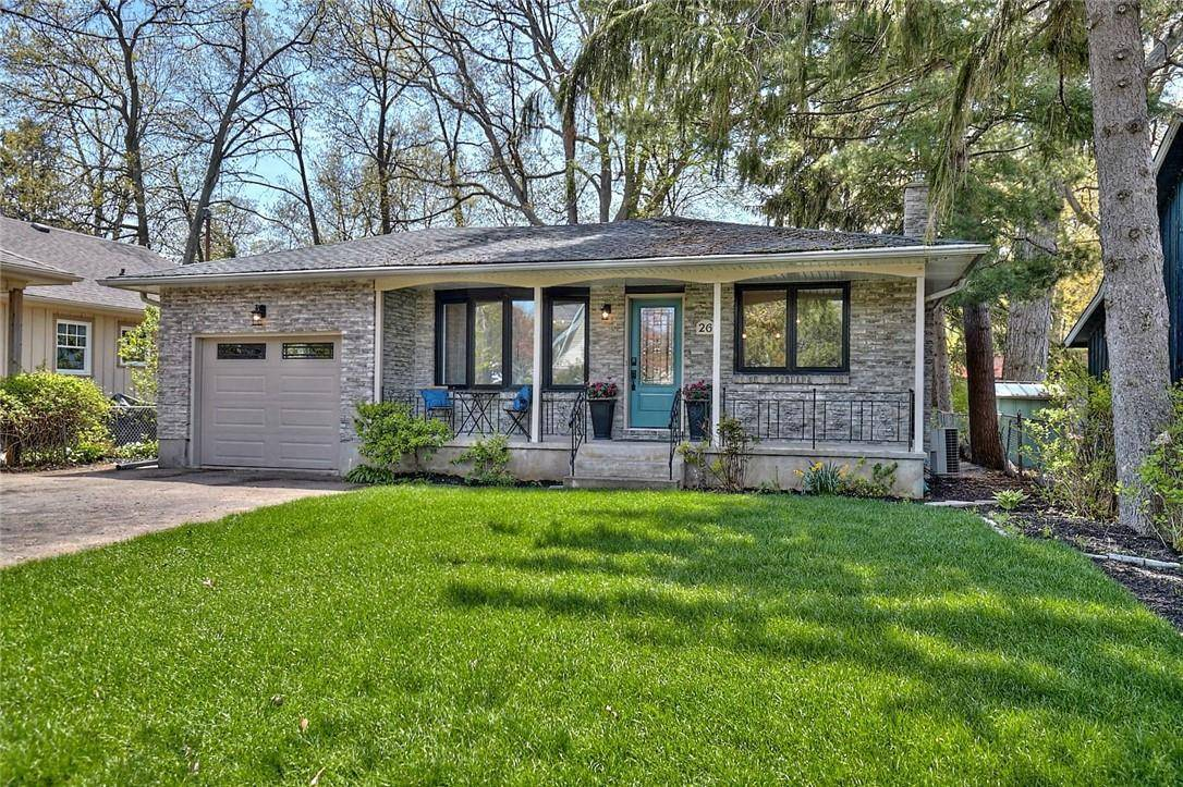 House for sale at 26 Vincent Ave Niagara-on-the-lake Ontario - MLS: H4076018
