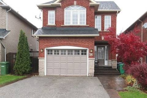 House for sale at 26 Wakely Blvd Caledon Ontario - MLS: W4395677
